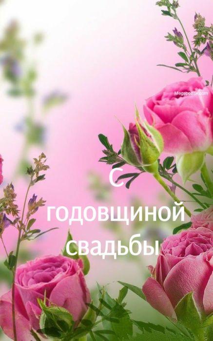 Бесплатные поздравления с годовщиной свадьбы