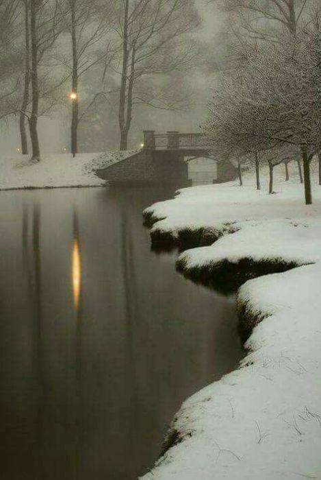 Новые зимние картинки