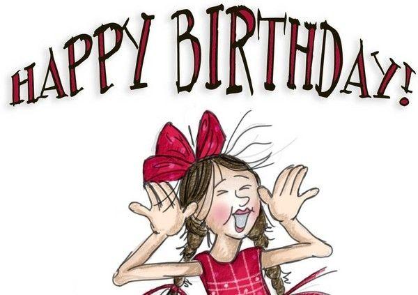С днем рождения прикольные бесплатно
