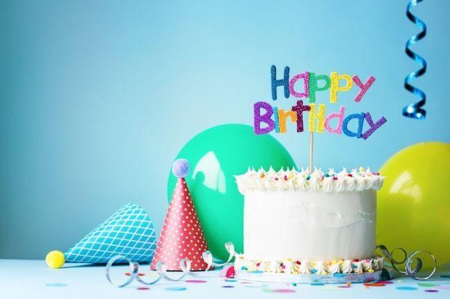 Смс с днем рождения