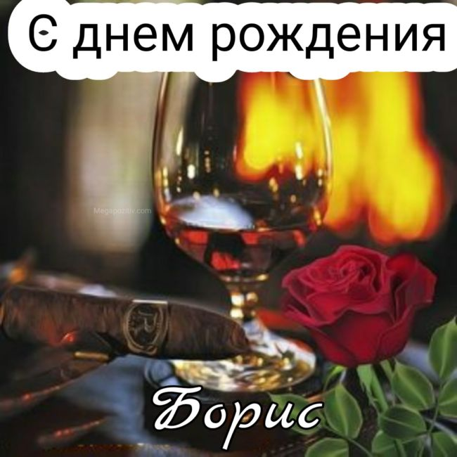 С днем рождения Борис