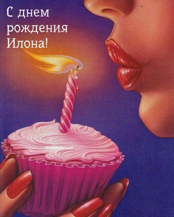 С днем рождения Илона