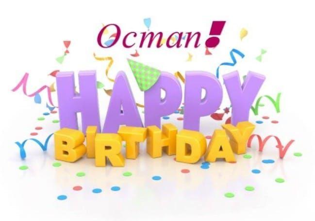 С днем рождения Остап